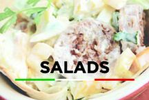 Salads / Salad & sausage? It's true! Check out these healthy salad recipes featuring Premio sausages.