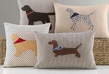 pillows / by Holly Dearmon