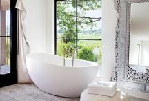 bath rooms / by Dori Fox