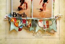Motif-Banners / inspiration for scrapbooking and crafts using banners