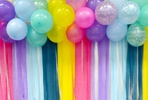 Partayyy!! / ideas for parties! Baby showers, bday partys, etc.. / by Olivia Douglas