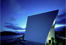 Refuge | Architecture / Interior, exterior, and façade photography of modern architecture, minimal architecture, futuristic architecture. These are spaces with geometric lines, fluid curves, concrete, and glass.
