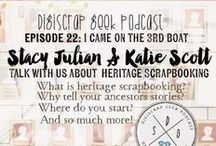 genealogy and heritage scrapbooking / resources for geneology and heritage scrapbooking