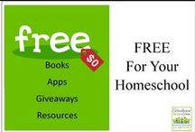 Free Homeschool / by Schoolhouse Review Crew