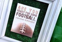 Football Ideas / Football/Super Bowl