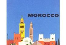 Inspiration from Around the World: Morocco / Scrapbook and craft inspiration from the country of Morocco