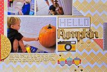 Holidays: Everyday is Halloween! / scrapbook and craft inspiration for Halloween