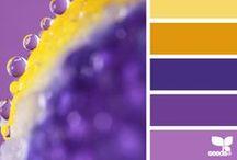Colours - Palettes - Purple