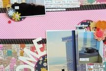 Motif: Home / scrapbook and craft inspiration featuring the house motif