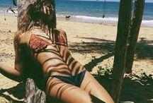 BIKINIS / by Concrete & Sand Swimwear Inc.