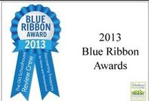 *2013 Blue Ribbon Awards -- Schoolhouse Review Crew / by Schoolhouse Review Crew