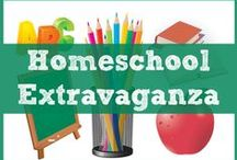 Homeschool Extravaganza from the Crew / by Schoolhouse Review Crew