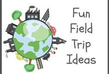 Fun Field Trip Ideas from the Crew / by Schoolhouse Review Crew