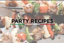 Party Recipes / Party Recipes By Premio Foods!