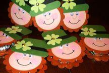 St. Patrick's Day Ideas / St. Patrick's Day