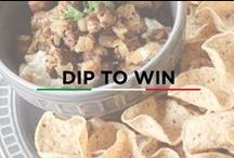 Dip to Win Recipes / Dip to Win Recipes Contest