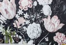 Fantastic Florals / An Ode to Spring! Flower power is here in all shapes, sizes, colors and styles.