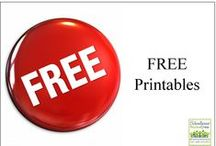 Free Printables / by Schoolhouse Review Crew