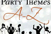 Party Theme Ideas / Fun, easy party theme ideas...