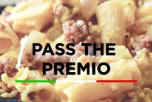 Pass the Premio / Pass the Premio this Holiday season with one of Premio's holiday entertaining recipes, guaranteed to bring cheer and flavor to your holiday celebrations!  #PassThePremio