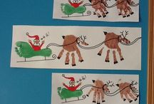 Christmas Crafts (kids) / Simple crafts for kids