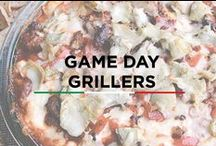Game Day Grillers / Get your game day grill on!