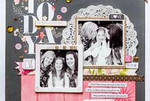Holidays: Mother's Day / Ideas for crafts and scrapbook pages for mom.