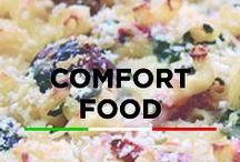 Comfort Food / Comfort food recipes for whenever you need them!