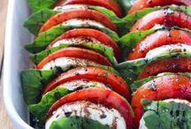 Salat Sommer / Summer Salads / Salat Rezepte für heiße Sommertage, zum Grillen, für Sommerfeste und für die Sommerparty