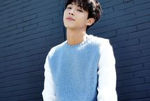 jisoo king / so i saw him in weightlifting fairy kim bok joo and in strong woman bong soo and i fREAKING LOVE HIM WTF HE'S PERfect