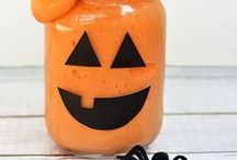 Halloween Activities / Fun activities you can do on or around Halloween!!