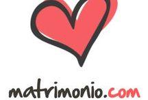 MATRIMONIO.COM / Matrimonio.com è un portale di organizzazione di matrimonio creato per gli sposi. Qui troverai: oltre 25.000 aziende che forniscono servizi per il settore nuziale; una community di spose e sposi estesa a tutta l'Italia.