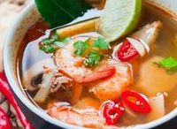 Soup Recipes / Soup Recipes, Tom yum, French onion, chicken and rice and all of your other favorite soup recipes.