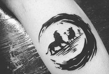 lion king tattoos ideas