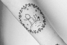 The little prince tattoos