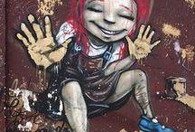 Hashtag Streetart Love / Streetart Fotos, Inspiration, zum Nachdenken, Kunst, Art, Graffiti, Street, City, Straßenkunst, Sprüche, Wandmalereien, Straßenkünstler