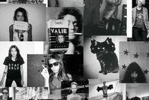 Hashtag Board Inspiration / Pinnwand, Wanddekoration, Inspirationen im Homeoffice, Pinboards, Motivation am Schreibtisch, Fotografien, Notizen, Bilder, Collagen, Motivationscollage, Home, Einrichtungsideen, Work, creative Workspace, Kreativ, DIY, DIY Collage, Interior, Fotowand, Moodboard.