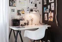 Hashtag Workspace Inspiration / Einrichtungsmöglichkeiten für mein Home Office. Inspiration bezüglich Gestaltung, Wanddekoration, Einrichtung, Möbel, Deko. Motivationen, Inspirationen, Bilder, Fotos, Eindrücke, DIY Dekoration, Pinnwände, Boards, Computer, Workflow, Workspace, Blogging, Blogger, Interior.