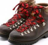 Hiking / Boots and shoes for Hiking, Mountaineering and Backpacking.