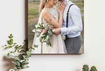 Perfect Wedding Album / Easy ways to collect and organize your wedding photos