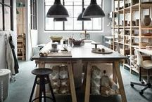 studios + workspaces