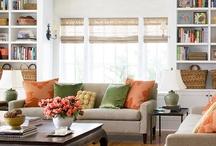Living Room Ideas / by Beth Ollson