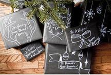 Gift Wrap Love