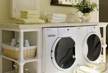 Laundry Room Ideas / by Beth Ollson