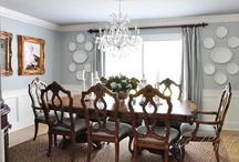 Dining Room Ideas / by Beth Ollson