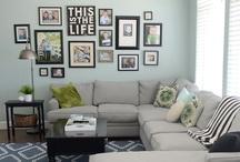 Family Room Ideas / by Beth Ollson