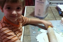 Fun Kid Food / stuff my son loves to help with or make himself! / by Alicia Duckworth