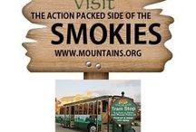 Smoky Mountains / #smokymountains #greatsmokymountainsnationalpark #gatlinburg #pigeonforge