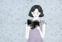 I LOVE TO READ / by Wendy Walter