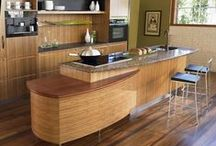 Kitchen Design / by Salmon Bay Woodworks